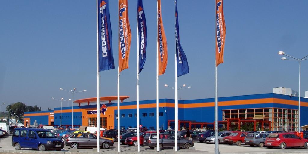 Dedeman va deschide magazin la Târgu-Jiu în anul 2014