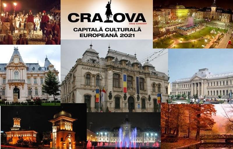 Va fi sau nu va fi Craiova Capitala europeana a culturii in 2021?