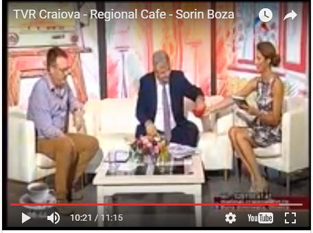 Lovitură  de imagine pentru Boza! Trage bilețele pe post de papagal la TVR Craiova.