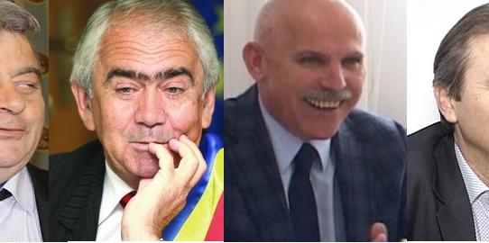 Cârciumaru, Weber și Aurel Popescu LOVE BOZA. Impostura PSD Gorj susține impostorii.