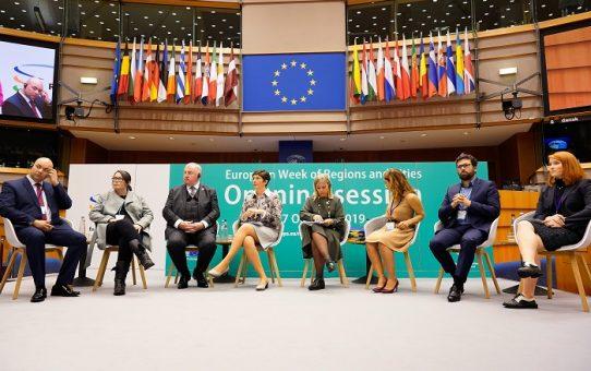 #EUregionsweek: liderii UE și locali solicită un viitor coerent, durabil și inclusiv al Europei