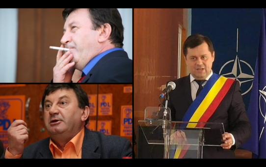 Cum se încearcă șantajarea primarului Marcel Romanescu